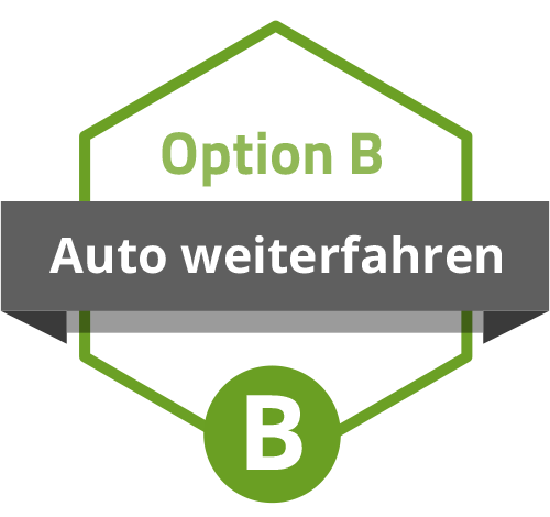 Auto weiterfahren mit Sale-and-Rent-Back